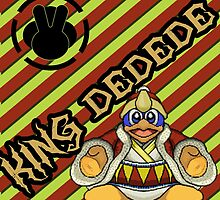 King Dedede by dave falcon