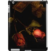 Nostalgic passion iPad Case/Skin