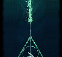 Expecto Patronum Harry Potter Deathly Hallows by neutrone