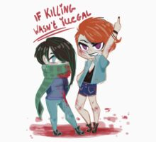 If killing was legal by Funbun