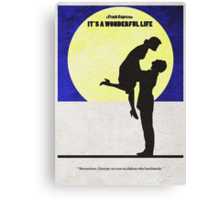 It's a Wonderful Life Canvas Print