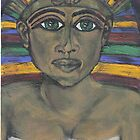 ANCIENT EGYPTIAN BEAUTY by Mariaan Maritz Krog Fine Art Portfolio