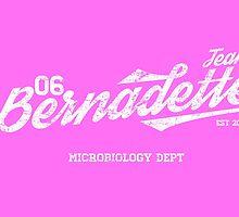 Team Bernadette by ninjacookie