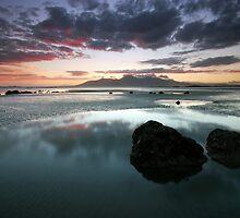 Beach Light by Brian McCready