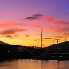 sunset at the esplanade by lolly83