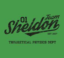 Team Sheldon Kids Clothes