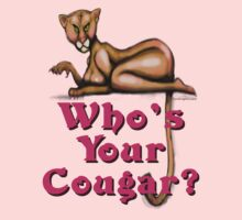 Who's Your Cougar by Kevin Middleton