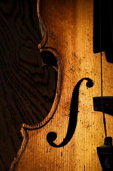 Grandpa's Violin by Paola Jofre