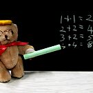 Teacher Ted Finally gets his Sums Right by Virginia McGowan