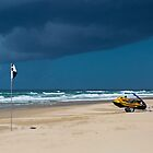 Clearing Storm Peregian Beach Queensland Australia by bidkev1