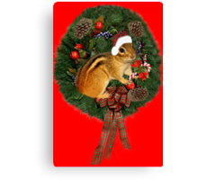 ╰ ☆ ╮ ♥  ღ ☼  ITS A HARD CANDY CHRISTMAS  ╰ ☆ ╮ ♥  ღ ☼ Canvas Print