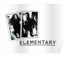 Elementary - Cards Poster