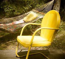 The Yellow Chair by olga zamora