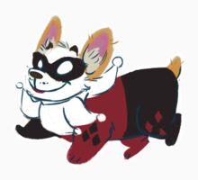 Lil' Puddin'! CeCe Cosplay: Harley Quinn by crunchydomfam