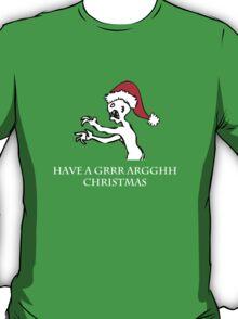 Grr Argh Christmas T-Shirt