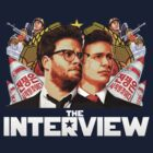 The Interview (2014) - james franco , seth rogen by printandroll