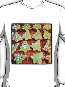 Christmas Biscuits T-Shirt