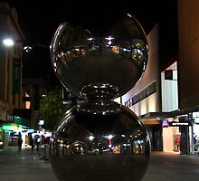 The Malls Balls by Peter Ede