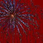 Fireworks 1 by Yvonne Carsley