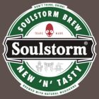 Soulstorm Brew Beer by Théo Proupain