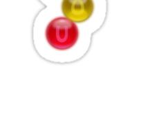 Bubbles HeadOut Sticker