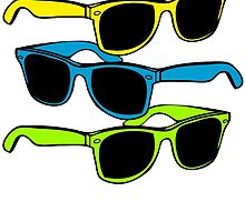 Sunglasses by cursis