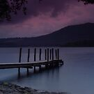 Cumbrian Jetty by 2Andys
