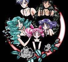 Sailor Senshi - Outer Princess (Alter edit) by alphavirginis
