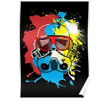 Party Trooper Poster