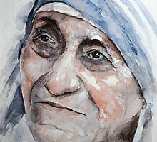 Mother Theresa by lauiduc