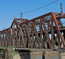 1911 I Street Bridge, dual level, center pivot by Lenny La Rue, IPA
