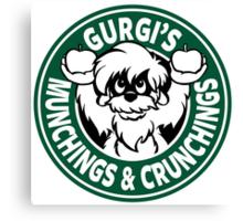 Gurgi's Munchings & Crunchings Canvas Print