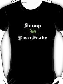 Snoop Laser Snake T-Shirt