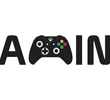 GAMING XBOX ONE by darren155