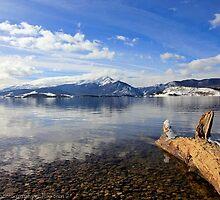 Lake Dillon, Colorado by Danielle Marie Photography
