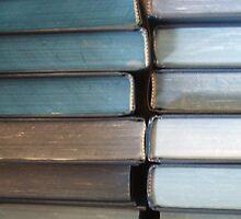 Blue Books by kateannmorris