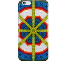 Knitted Target iPhone Case/Skin
