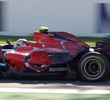 Sebastian Vettel by johnsyweb