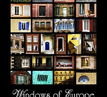 Windows of Europe by Alison Cornford-Matheson