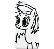 DJ-Pon3 Vinyl Scratch, which is best? colored, blue, black or white iPhone Case/Skin