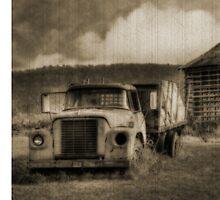 Latsha Lumber Company - Antique by Shelley Neff