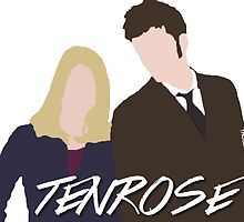 Tenrose Print by ThoseFandomss