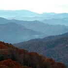 Great Smoky Mountains National Park, Tennessee by Danny Close