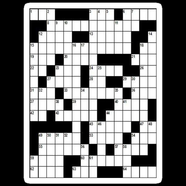 Crossword by Artway