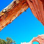 Window Rock by Jenson Yazzie