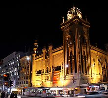 Forum Theatre by melbourne