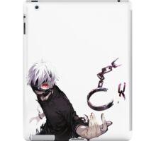 TOKYO GHOUL ANIME KANEKI iPad Case/Skin