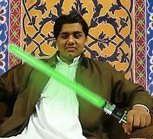 Geo TV Interviews the Legendary Khan Solo by Kenny Irwin