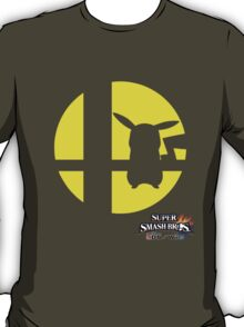 Super Smash Bros - Pikachu T-Shirt