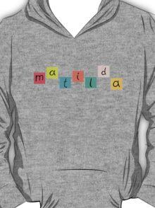 Matilda Hanging Blocks T-Shirt